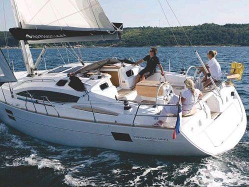Segelboot Elan Impression 444 · 2011