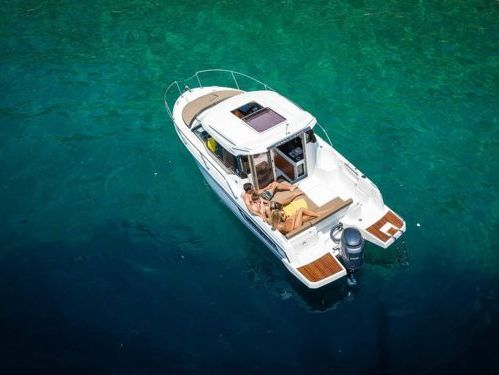 Imbarcazione a motore Jeanneau Merry Fisher 795 (2021)