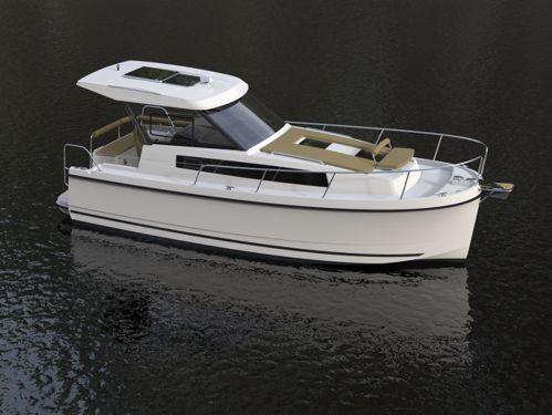 Houseboat Nexus Revo 870 · 2021