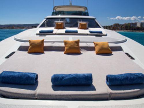 Imbarcazione a motore Astondoa 102 GLX (2007)