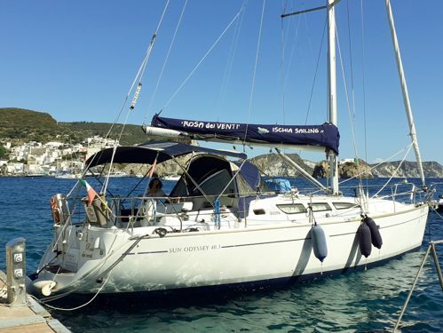 Segelboot Jeanneau Sun Odyssey 40.3 (2005)