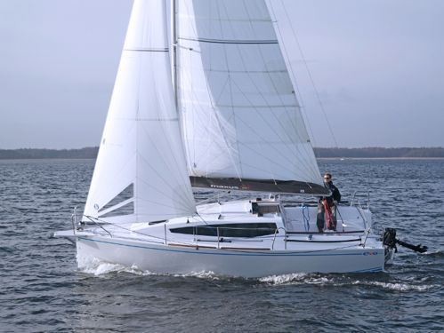 Sailboat Maxus 26 · 2021