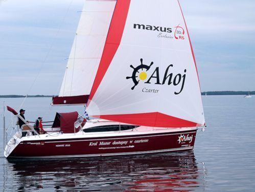 Sailboat Maxus Prestige 33.1 RS · 2021