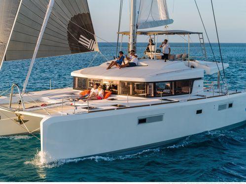 Catamaran Lagoon 450 F · 2016