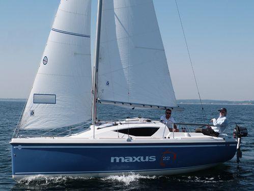 Sailboat Maxus 22 (2021)
