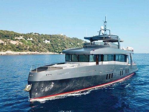 Imbarcazione a motore Custom Built (2018)