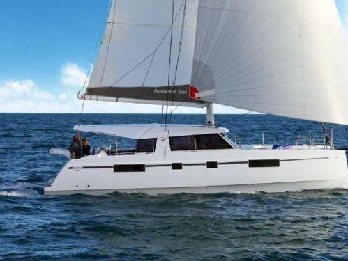 Catamaran Nautitech 46 Open (2018)