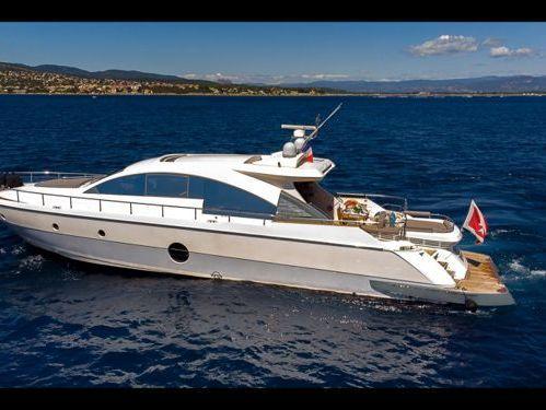 Motorboat Aicon 72 · 2006
