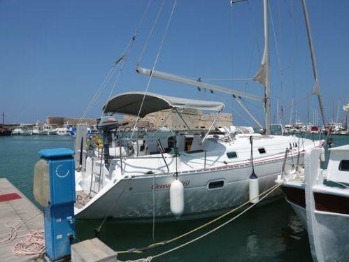 Sailboat Jeanneau Sun Odyssey 36 · 2001
