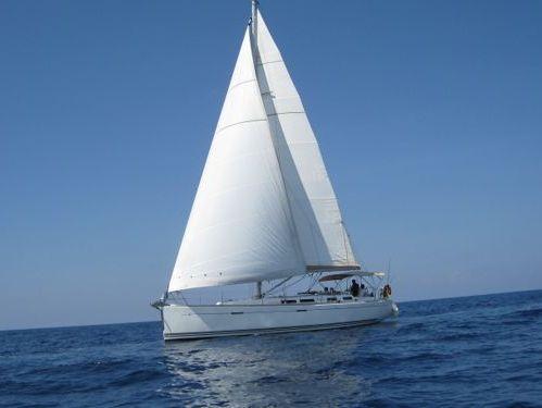 Barca a vela Dufour 425 · 2012
