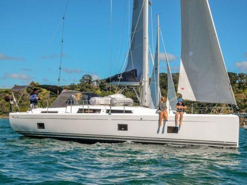 Segelboot Hanse 418 · 2020