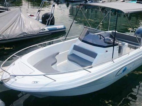Speedboat Pacific Craft 670 Open · 2021