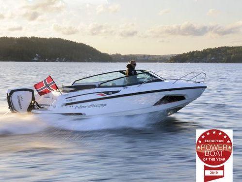Sportboot Nordkapp Noblesse 820 · 2020