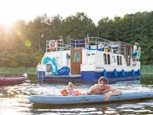 Hausboot Kormoran 1280 · 2015