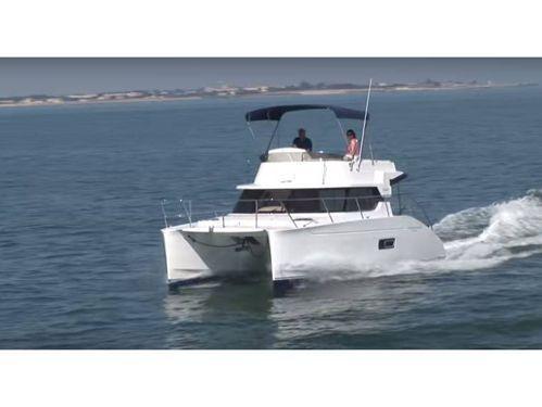 Catamarano a motore Highland 35 · 2009