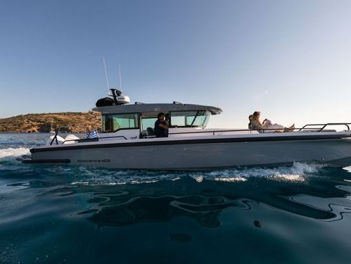 Motorboat Axopar 37 SC Brabus Line · 2020