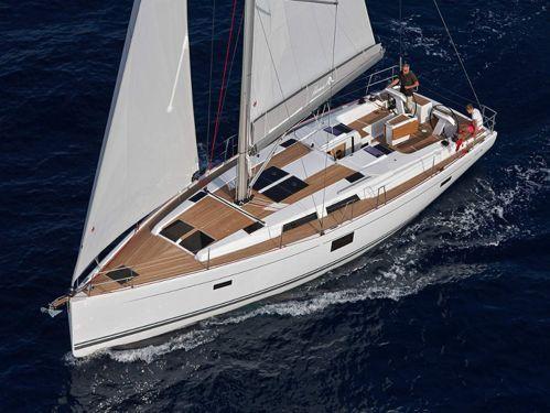 Segelboot Hanse 455 · 2017