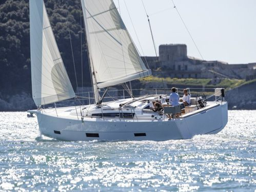 Barca a vela Dufour 430 · 2021