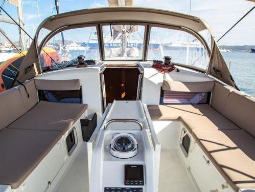 Barca a vela Jeanneau Sun Odyssey 490 (2020)