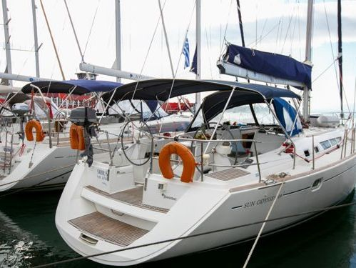 Barca a vela Jeanneau Sun Odyssey 49 (2005)