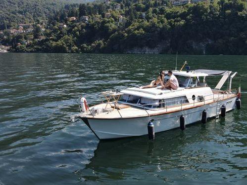 Motorboat Picchiotti Giglio · 1961