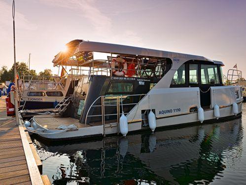Houseboat Aquino 1190 · 2017