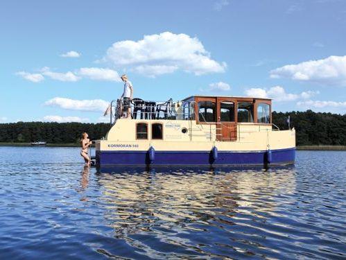 Hausboot Kormoran 940 · 2015