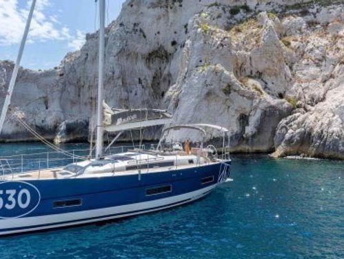 Segelboot Dufour 530 · 2021