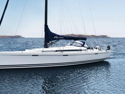 Sailboat Arcona 465 · 2018