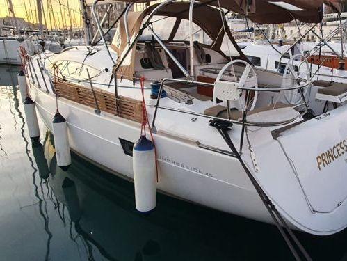 Segelboot Elan Impression 45 (2017)