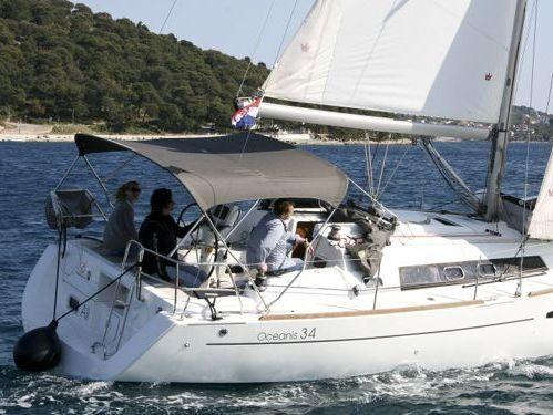 Barca a vela Beneteau Oceanis 34 (2014)