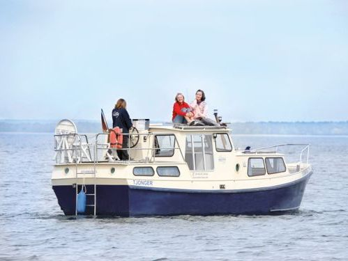 Imbarcazione a motore Friesland Boat Tjonger · 1993