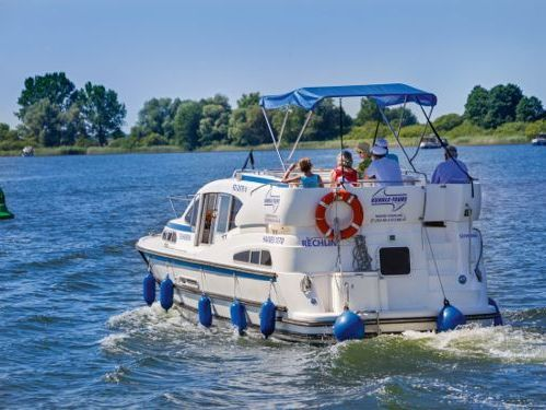Hausboot Haines 1190 · 2010