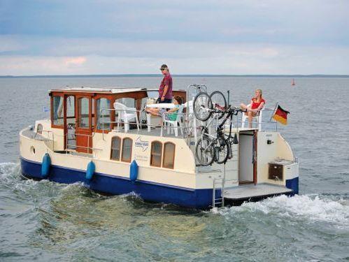Hausboot Kormoran 1140 · 2015