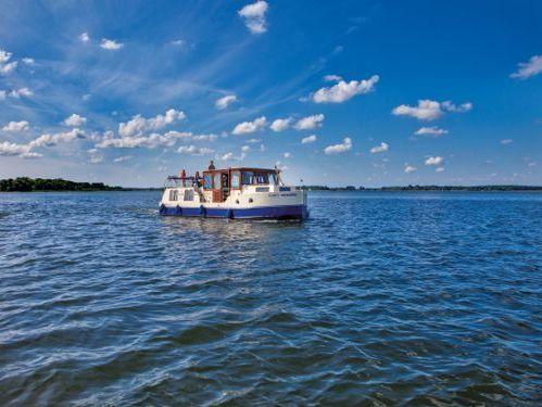 Houseboat Kormoran 1150 · 2015