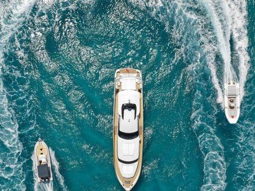 Imbarcazione a motore Amer 88 Plus (1997)