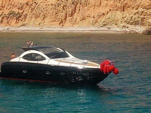 Imbarcazione a motore Bruno Abbate Primatist G41 (2008)