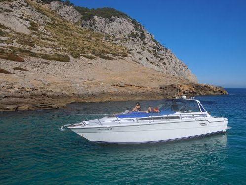 Motorboat Sea Ray 460 · 1992
