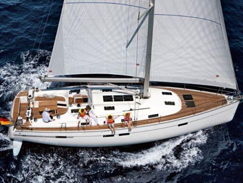 Zeilboot Bavaria Cruiser 45 · 2012