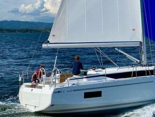 Barca a vela Bavaria Cruiser 42 (2021)