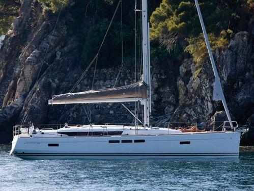 Segelboot Jeanneau Sun Odyssey 509 (2015)