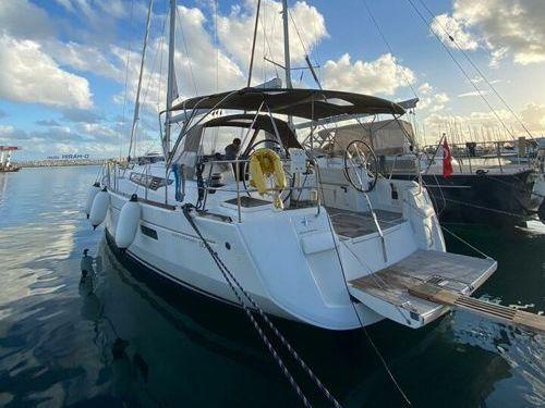 Segelboot Jeanneau Sun Odyssey 509 · 2015