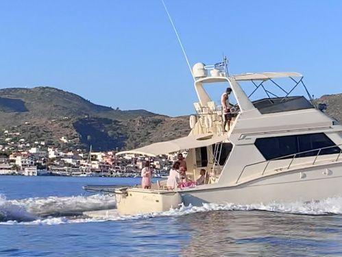 Imbarcazione a motore Hatteras 58 (1992)