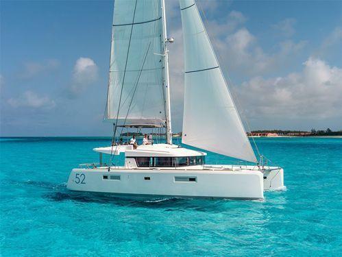 Catamarano Lagoon 52F · 2021