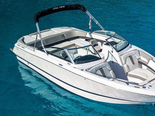 Motorboat Four Winns 268 Vista · 2016