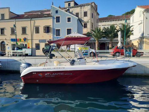Motoscafo Atlantic Marine 550 · 2013