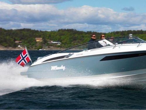 Imbarcazione a motore Windy 31 Zonda · 2015