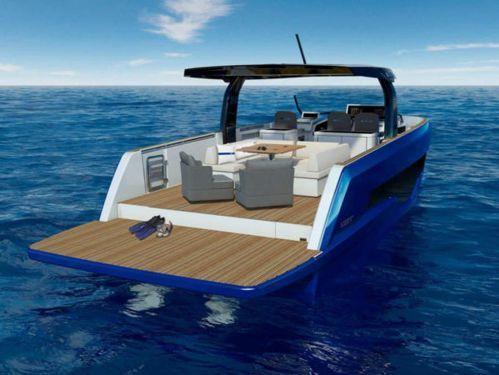 Motorboat Fjord 41 XL · 2021