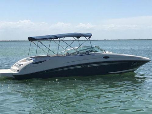 Speedboat Sea Ray 300 Sundeck · 2021