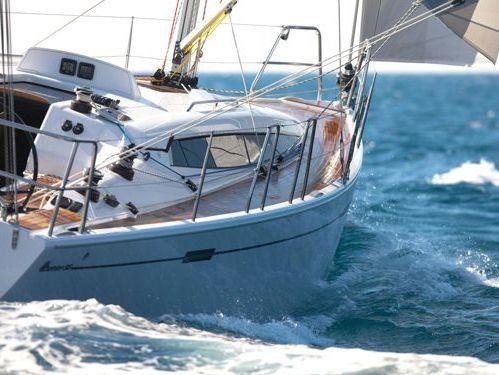 Segelboot Dehler 38 SQ (2021)